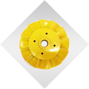 Polyurethane Flywheel Fans