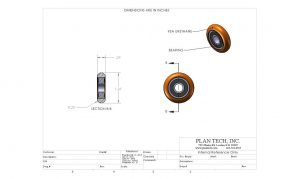 Urethane Wheels Design