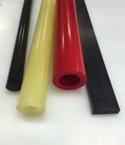 Polyurethane Rubber Rods