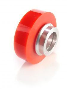 Tight Tolerance Urethane Idler Rollers