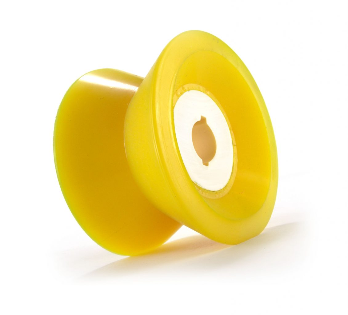 Urethane Rollers - Custom Polyurethane Rollers - Plan Tech