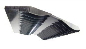 Corrugated Urethane Impact Pads