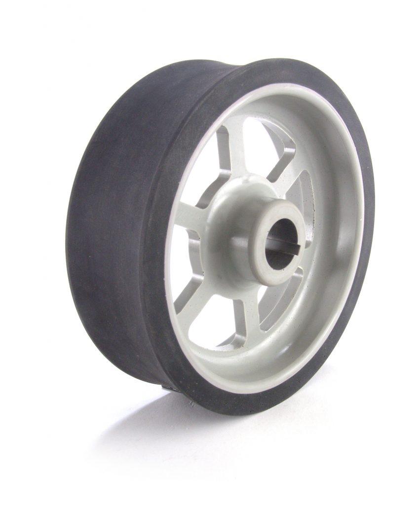 heavy duty urethane wheels - made in usa