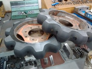 Urethane Covered Sprockets