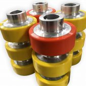 Polyurethane Rollers Vs Rubber Rollers