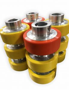 Industrial Urethane Wheels