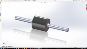 Polyurethane Rollers with Bushings