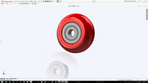 3D Designed Urethane Wheels