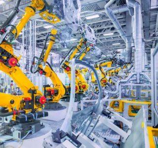 Robotics Industry Utilizing Urethane Parts