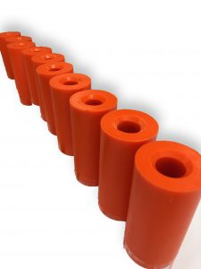 urethane straightener bushings