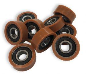 Polyurethane Abrasion Resistant Bearings