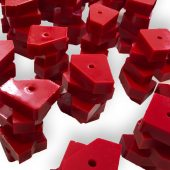 Pipe / Plumbing Industry Cast Urethane Parts