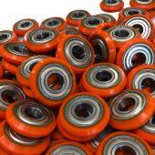 Urethane Wheels vs Rubber Wheels