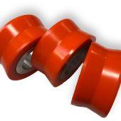 Polyurethane Castor Wheels vs Rubber Castor Wheels