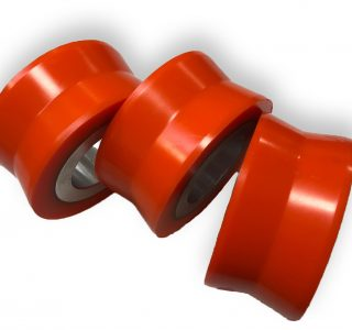 Urethane Cradle Rollers