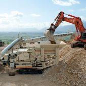 Mining & Drilling Equipment Custom Urethane Parts